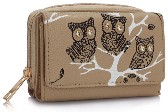 Picture of Wallet with owls