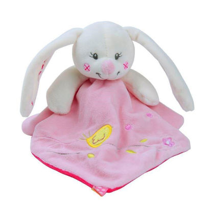 Picture of DouDou Pink Bunny