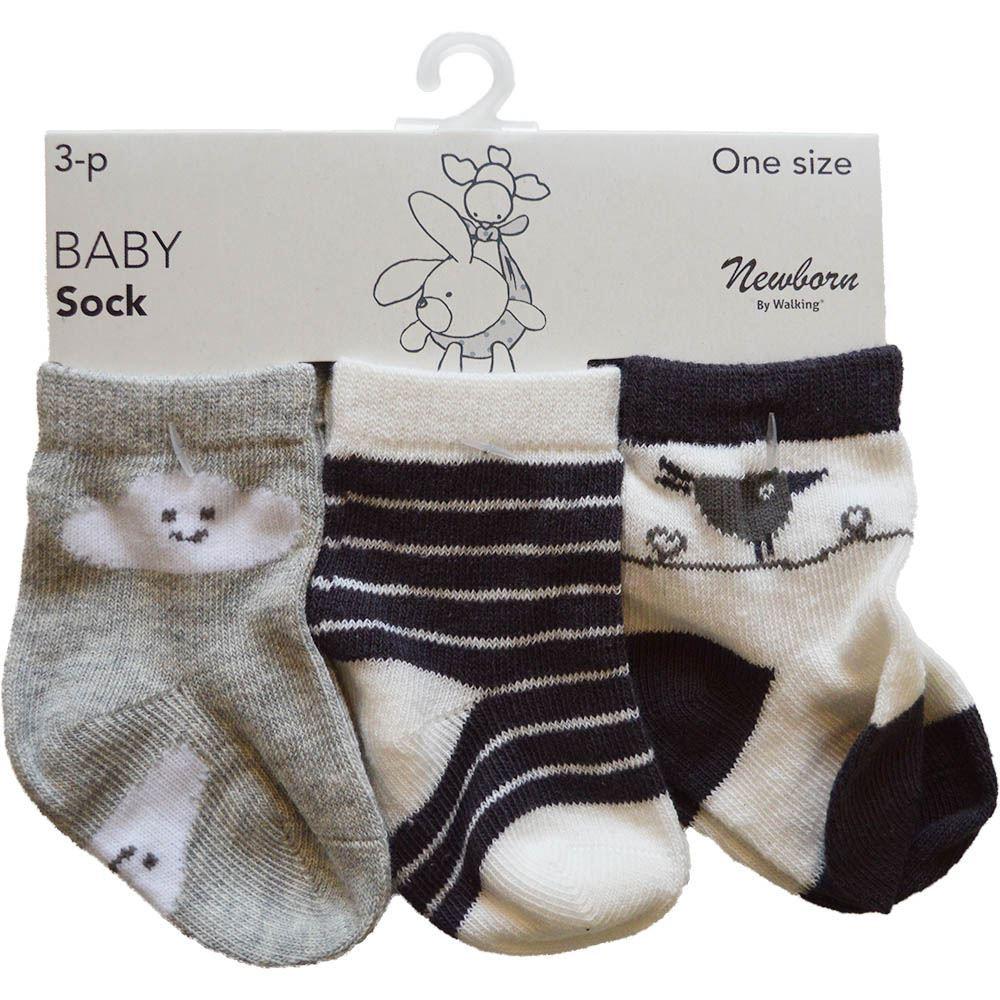 Bild av Strumpor Baby 3-pack