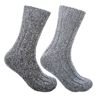 Picture of Norweigan Socks 2-Pack