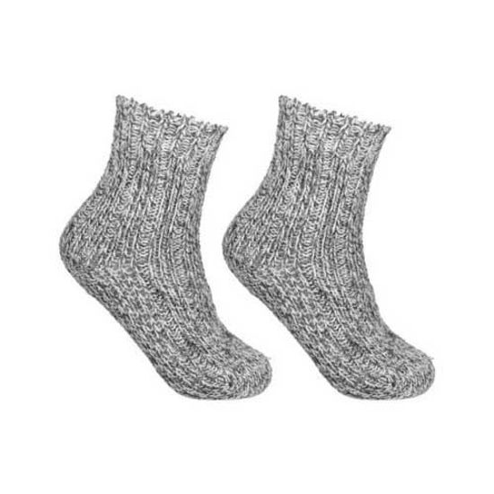 Picture of Norweigan Wool Socks Childrens 2-Pack