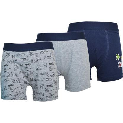 Picture of Underwear Childrens 3-Pack