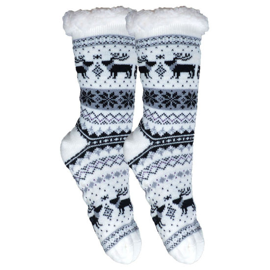 Picture of Warm socks with slip protection