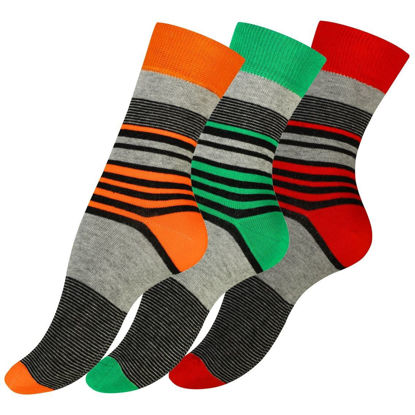 Picture of Socks Casual Ladies 3-Pack