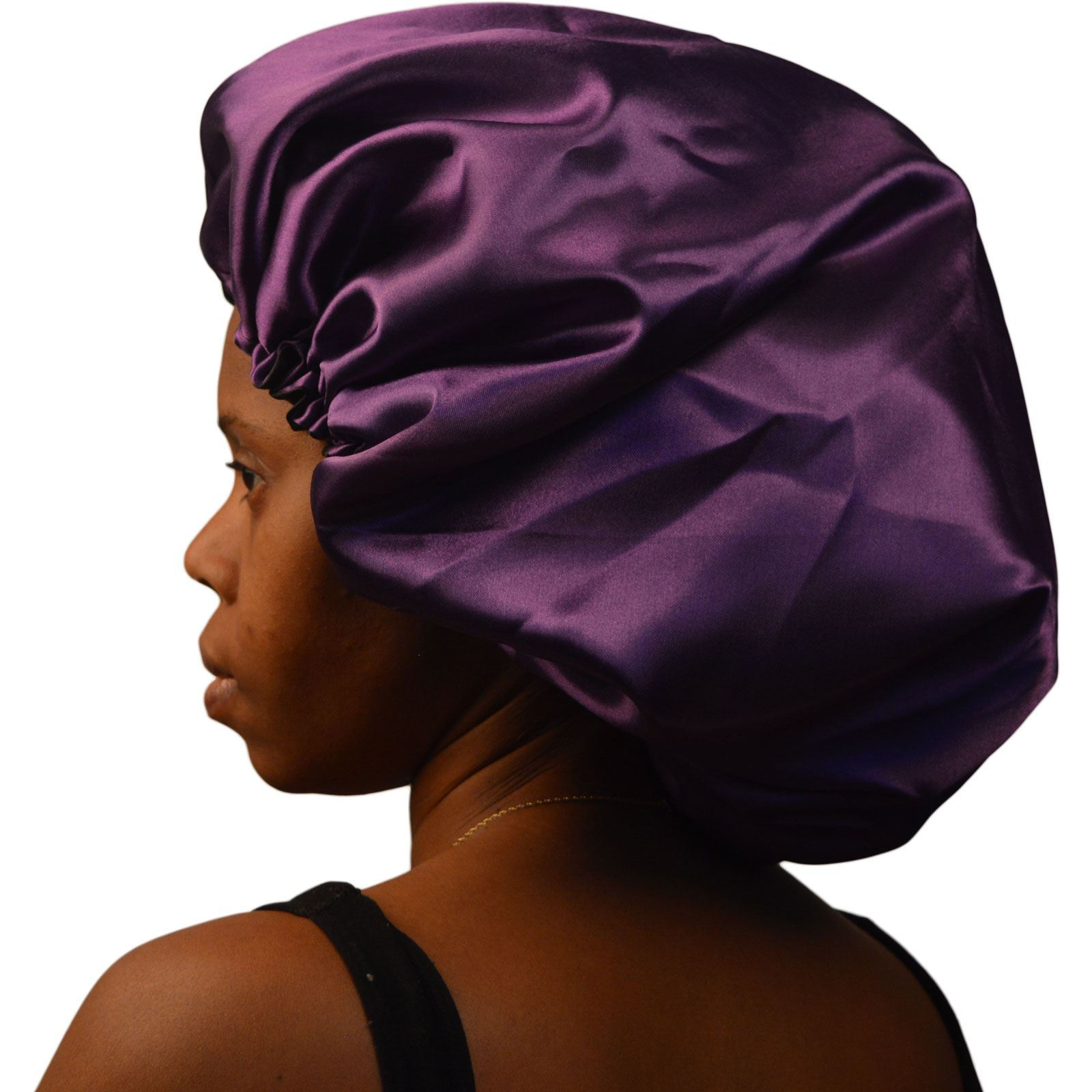 Bild av Sovmössa satin bonnet