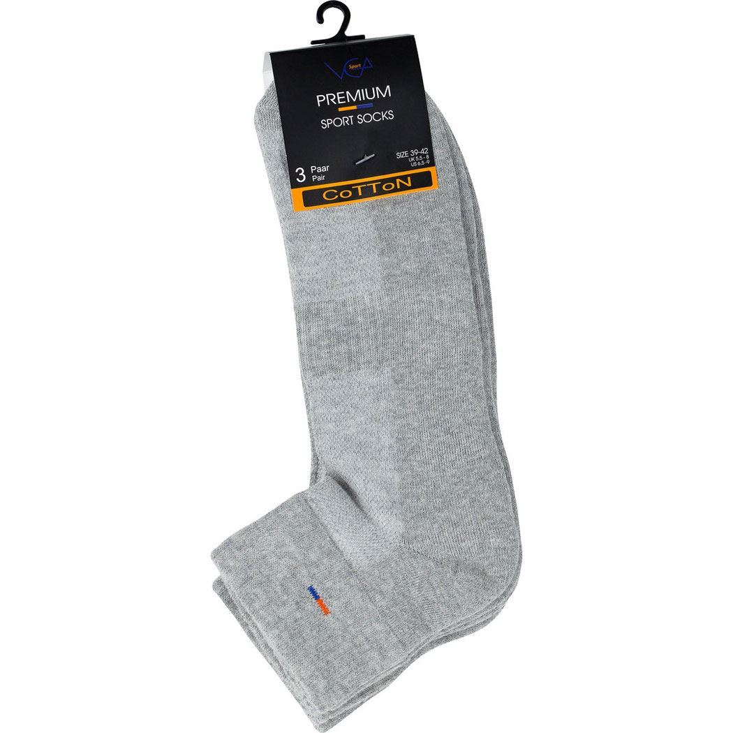 Picture of Sports Ankle Socks 3-Pack