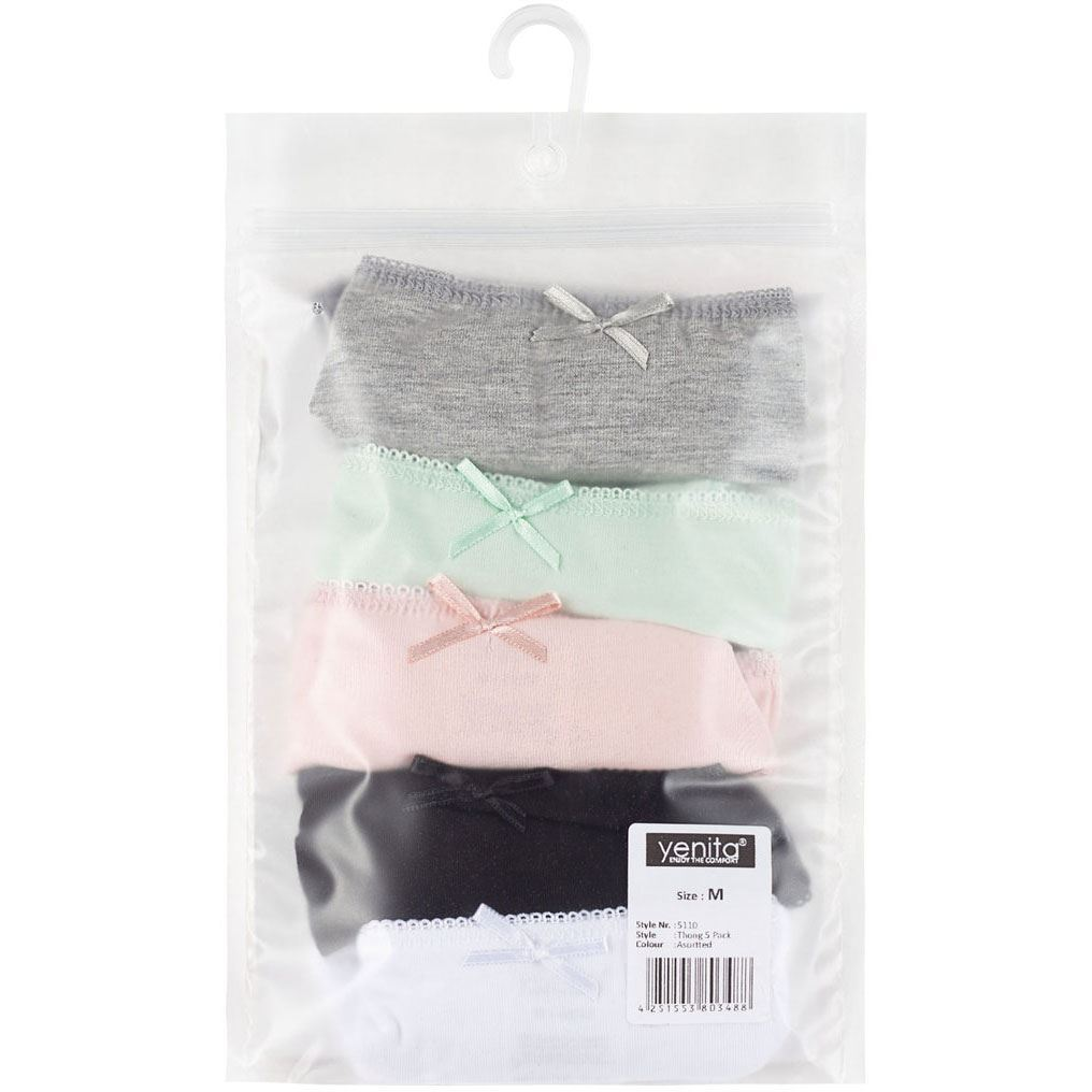 Picture of Thongs 5-Pack