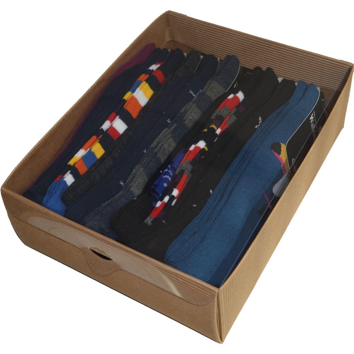Billede af Sjove bambus sokker 10-Pack