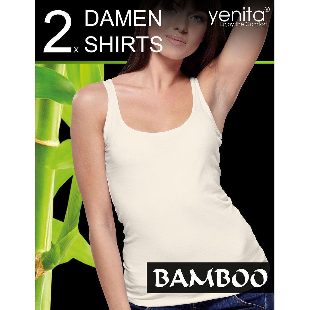 Bild av Linnen för dam i bambu 2-Pack