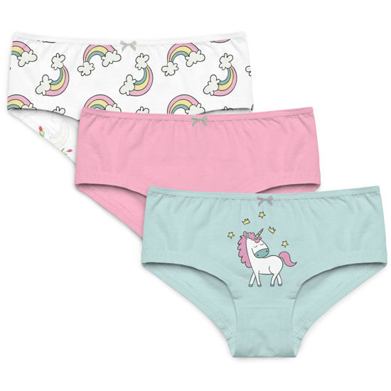 Picture of  Panties Children Hipster 3-Pack