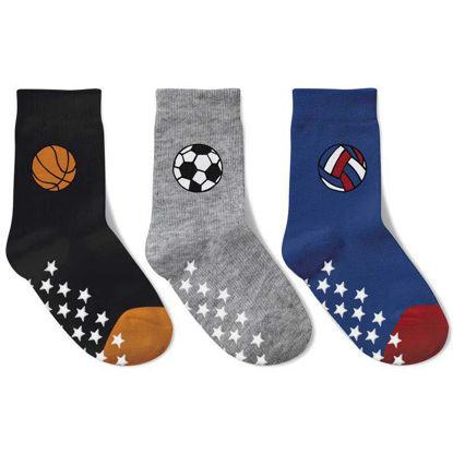Picture of Anti-Slip Socks Children 3-Pack
